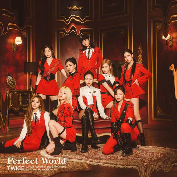 アルバム『Perfect World』【通常盤】(CD)