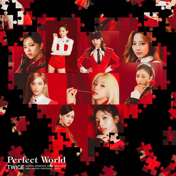 アルバム『Perfect World』【ONCE JAPAN限定盤】(CD)