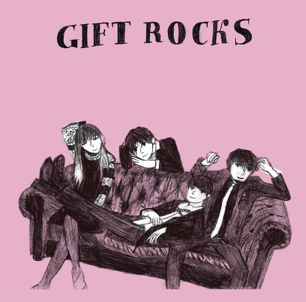 アルバム『GIFT ROCKS』&『GIFT ROCKS -FIFTHTEEN edition-』