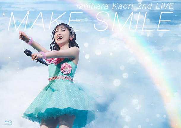 Blu-ray&DVD『2nd LIVE「MAKE SMILE」』【Blu-ray】