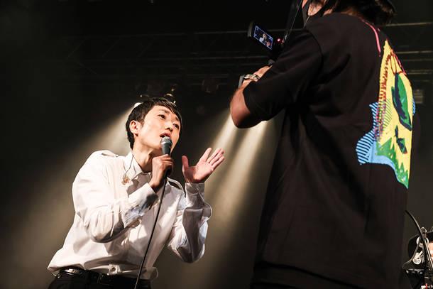 2021年6月30日 at Zepp Tokyo(Photo by 森 好弘)