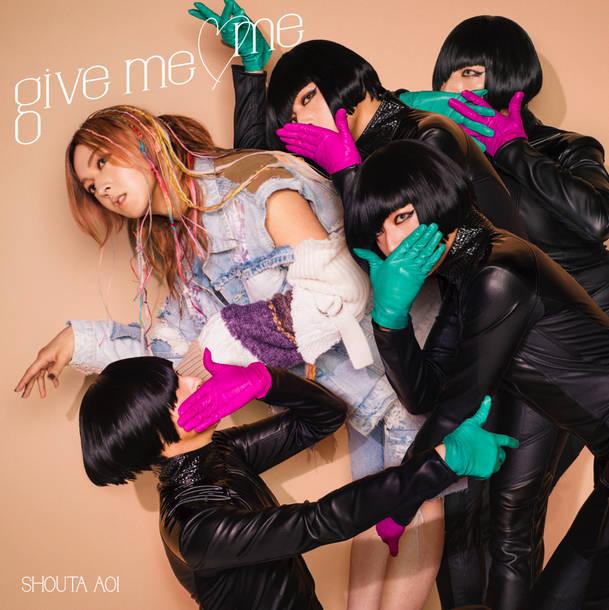 シングル「give me ♡ me」【通常盤】(CD)