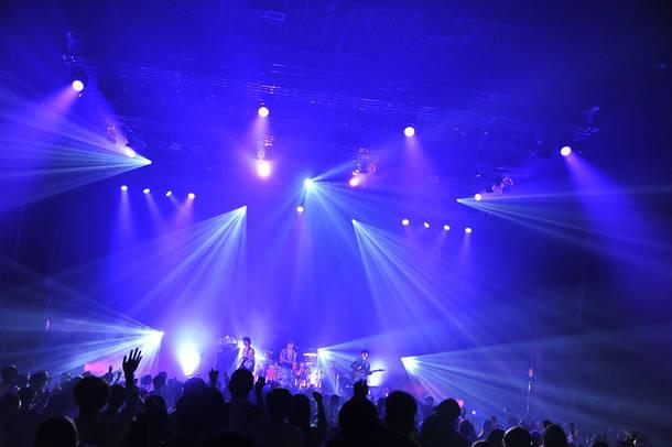 『 theory レコ発ワンマンツアー 2021 ときめき★セロリアル〜育ってきた環境が違えども〜』Zepp DiverCity(TOKYO)公演