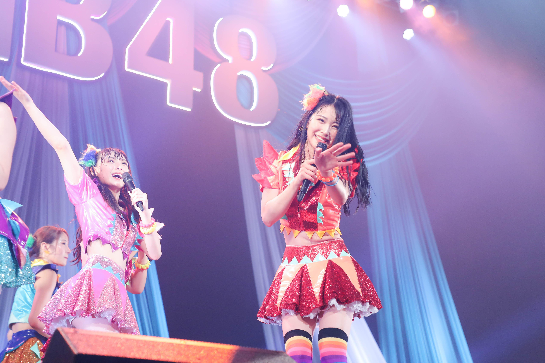 白間美瑠 (C) NMB48