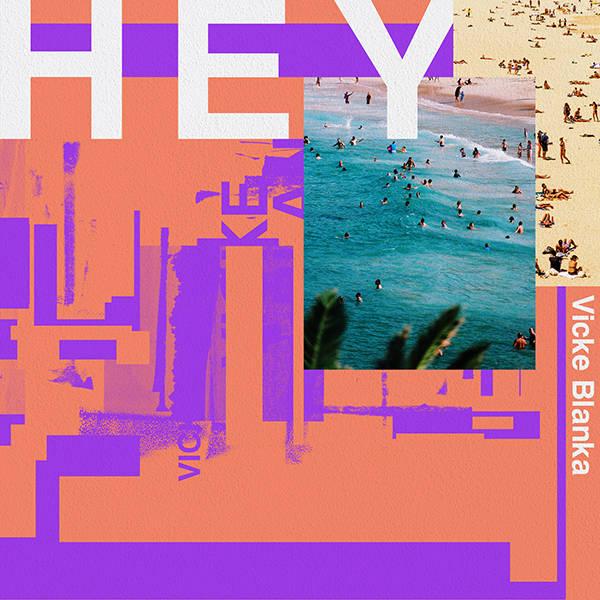 配信EP『HEY』
