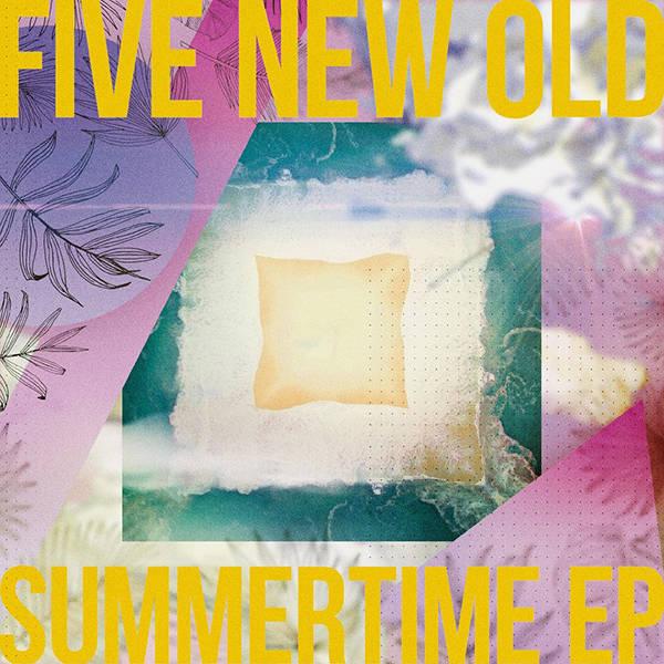 配信EP『Summertime EP』