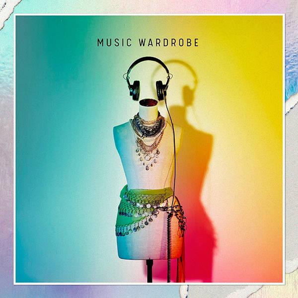 アルバム『MUSIC WARDROBE』【初回限定盤】(CD+DVD)