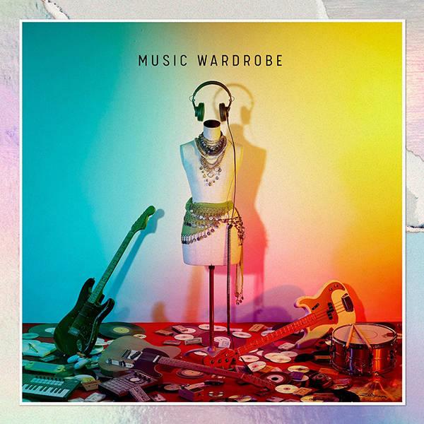 アルバム『MUSIC WARDROBE』【通常盤】(CD)