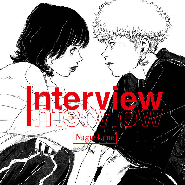 アルバム『Interview』