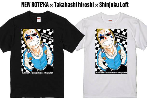 『NEW ROTE'KA × Takahashi hiroshi × Shinjuku Loft』