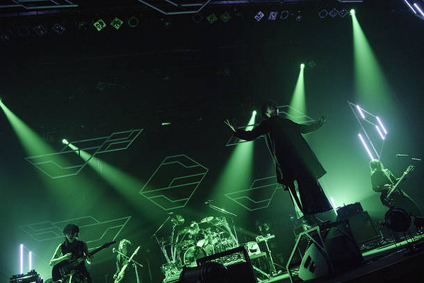 【lynch. ライヴレポート】 『TOUR'21-ULTIMA-』 2021年7月14日  at LINE CUBE SHIBUYA