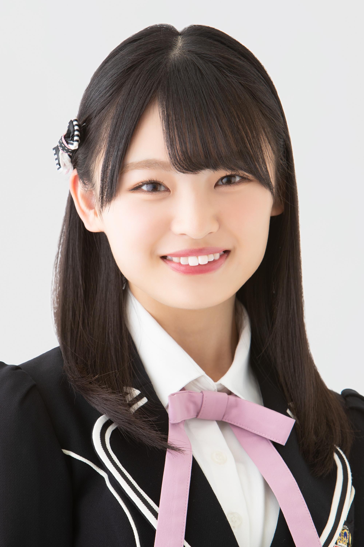 新澤 菜央 (ニックネーム:しんしん) 兵庫県出身 NMB48 6期生
