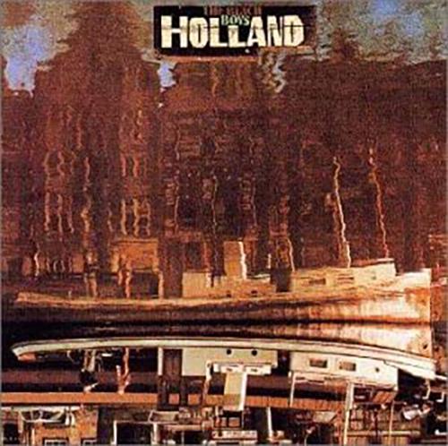 「Sail on Sailor」収録アルバム『Holland』/The Beach Boys