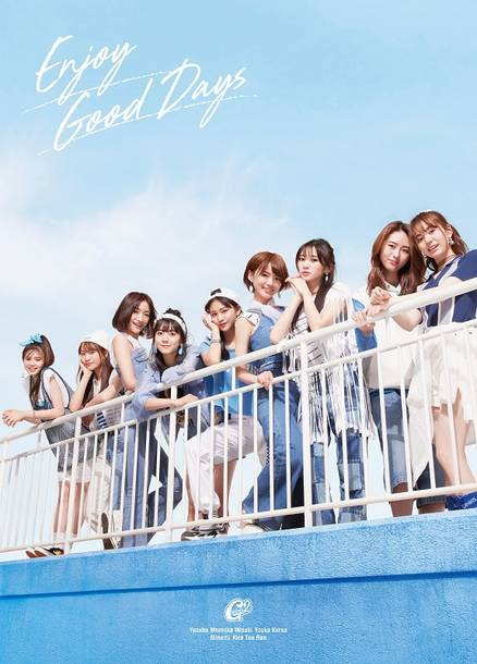 EP『Enjoy / Good Days』【初回限定盤】