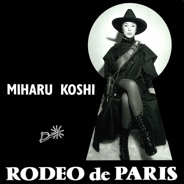 配信アルバム『Rodeo de Paris』
