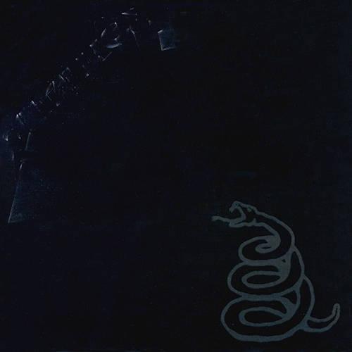 「Enter Sandman」収録アルバム『Metallica』/Metallica