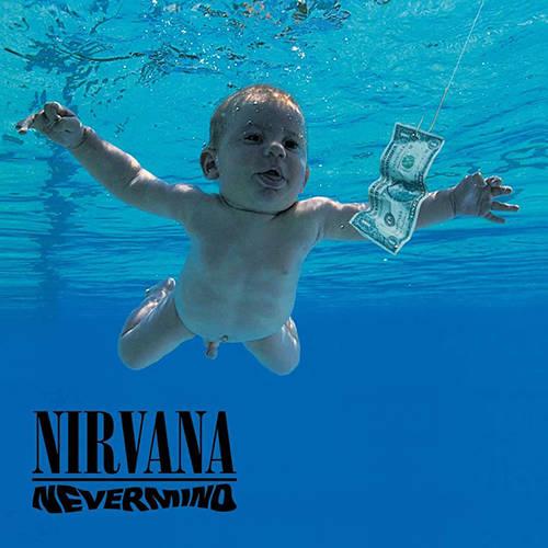 「Smells Like Teen Spirit」収録アルバム『NEVERMIND』/Nirvana