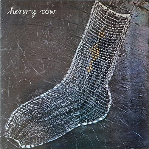 『Unrest』('74)/Henry Cow