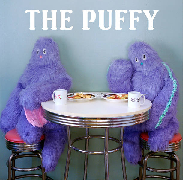 アルバム『THE PUFFY』【初回限定盤A】(CD+グッズ)