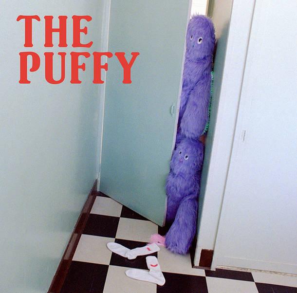 アルバム『THE PUFFY』【初回限定盤B】(CD+DVD)