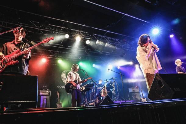 7月14日@新宿BLAZE LIVE(Live photo by 福政良治)