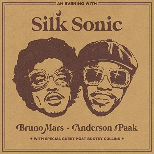 配信シングル「Skate」/Silk Sonic