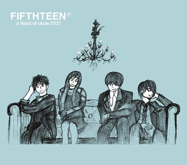 アルバム『GIFT ROCKS -FIFTHTEEN edition-』