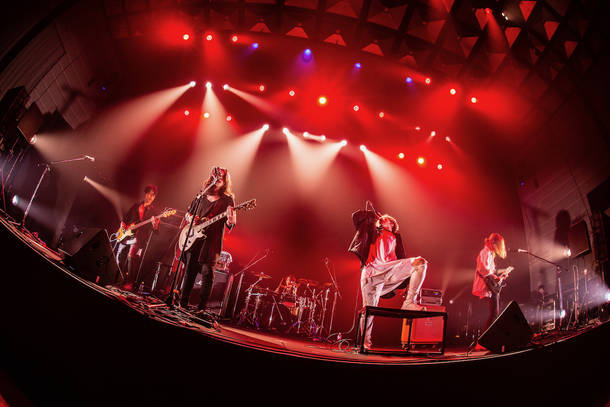 『京都迎撃 2021』/a crowd of rebellion(Photo by 翼、)