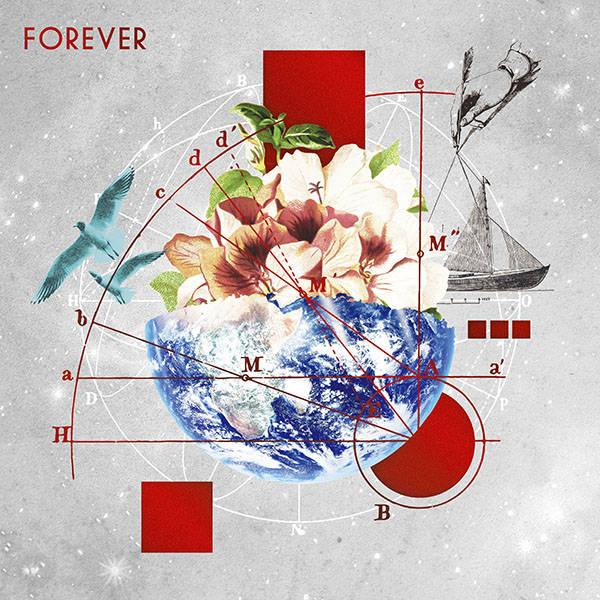 シングル「FOREVER」【完全生産限定盤】(CD+ハコスコ)