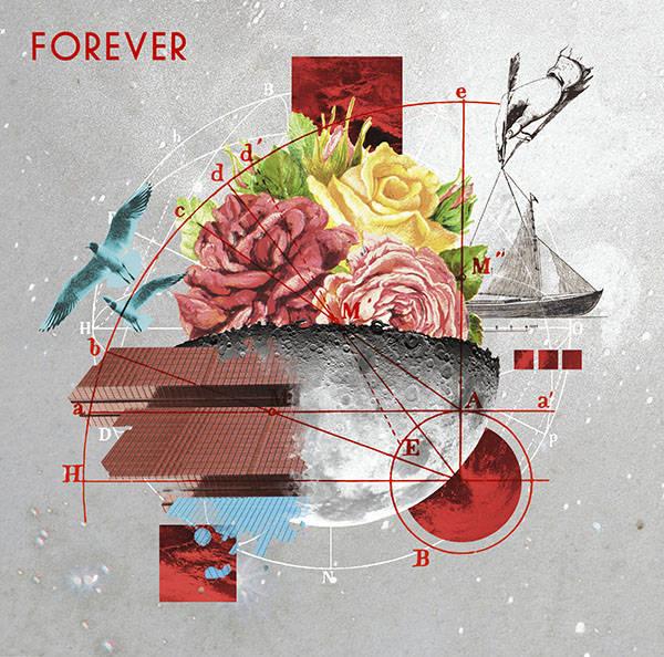 シングル「FOREVER」【通常盤】(CD)