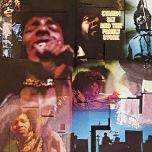 「I Want to Take You Higher」収録アルバム『Stand!』/Sly & the Family Stone