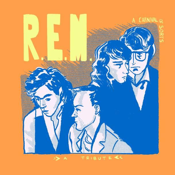 コンピレーションアルバム『A Carnival of Sorts: A compilation of R.E.M. covers by various artists』