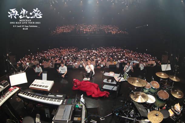 2021年8⽉11⽇ at KT Zepp Yokohama