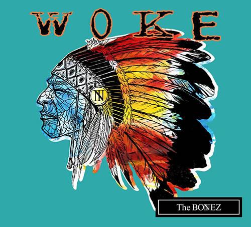「SUNTOWN」収録アルバム『WOKE』/The BONEZ
