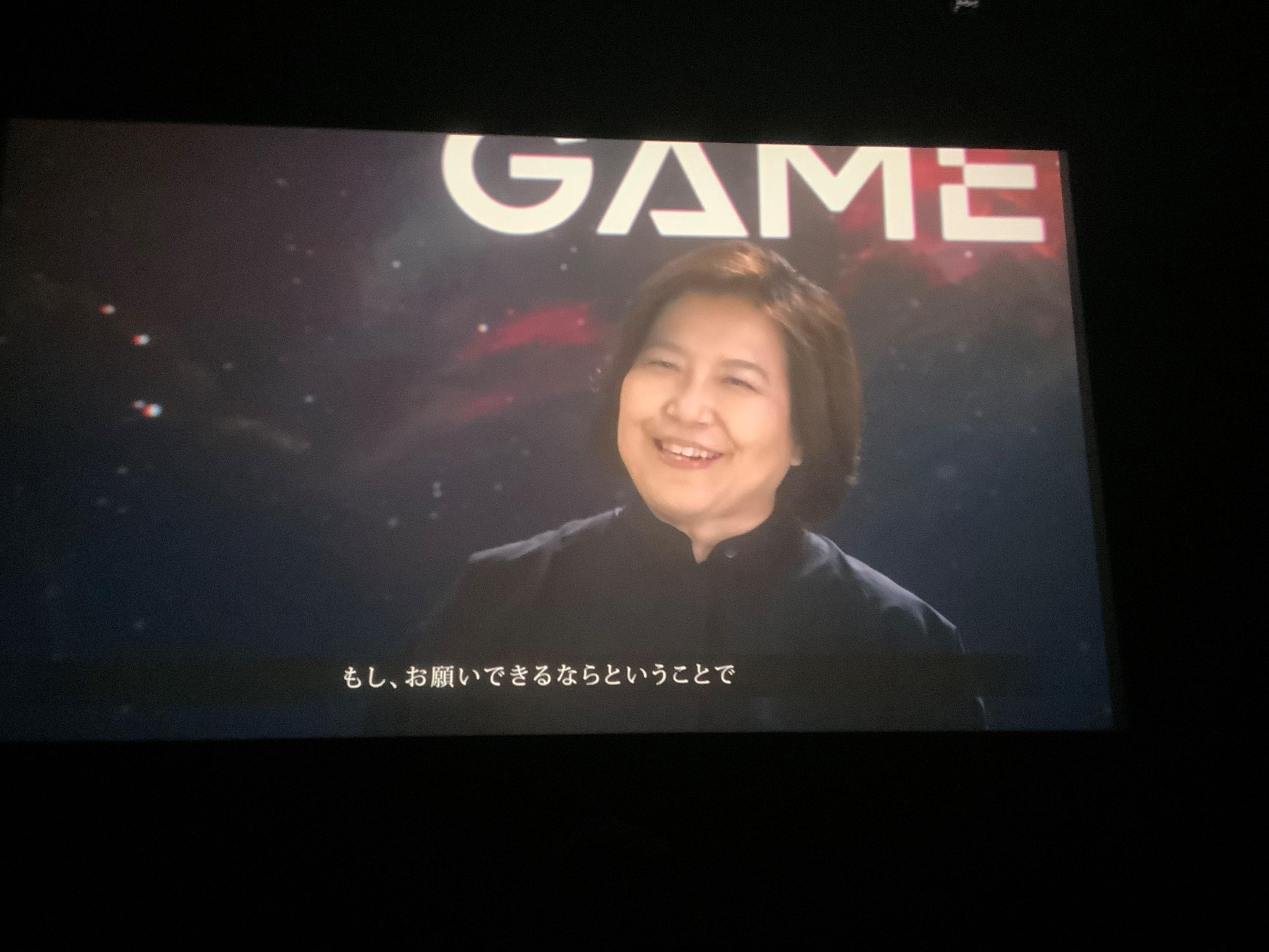 『グランサガ』ショーケースライブ(サウンドディレクターの下村陽子氏)