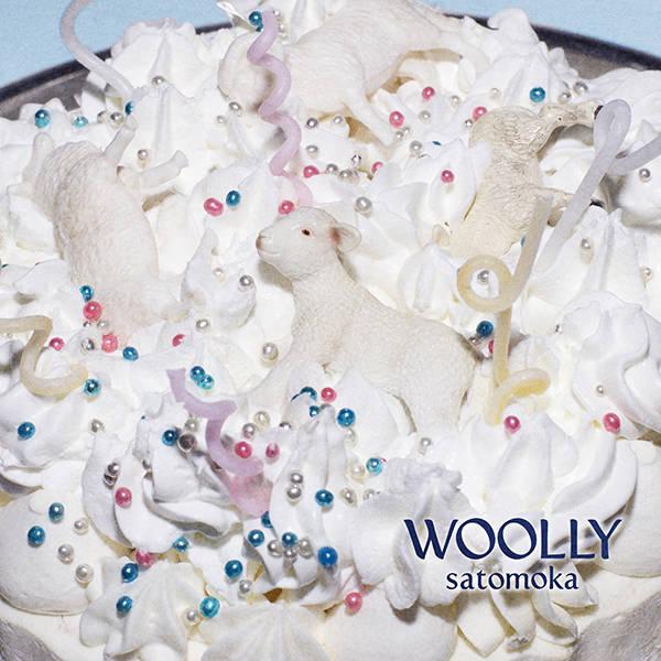 アルバム『WOOLLY』【通常盤】(CD)