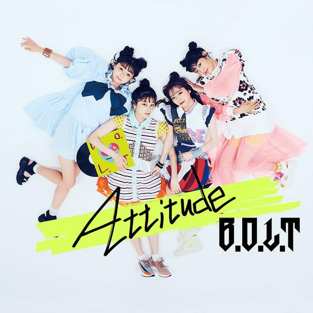 アルバム『Attitude』【通常盤】(CD)