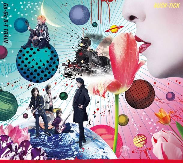 シングル「Go-Go B-T TRAIN」【完全生産限定盤A】(SHM-CD+Blu-ray)