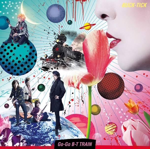 シングル「Go-Go B-T TRAIN」【通常盤】(SHM-CD)