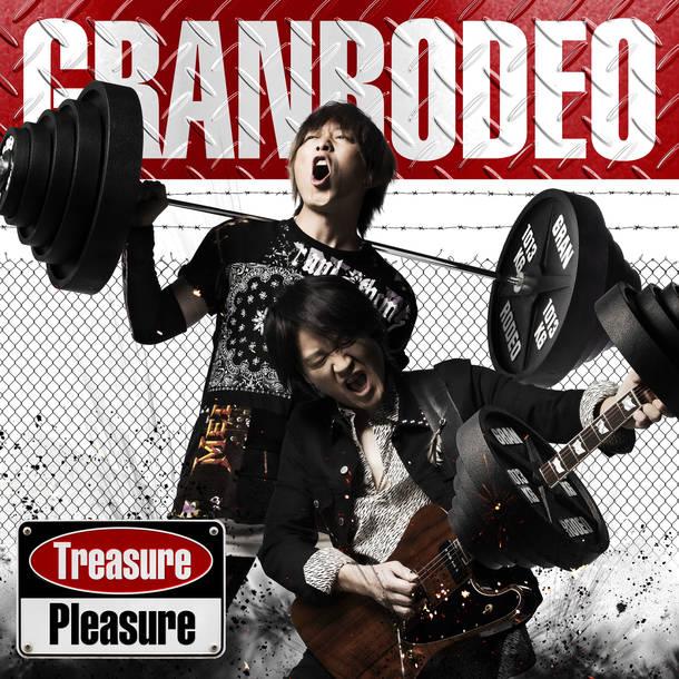 シングル「Treasure Pleasure」【初回限定盤】(CD+Blu-ray)