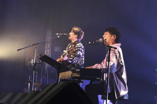 『DIAMOND FES -2021 SUMMER-』2021年8月23日 at Zepp Tokyo(21Self)(Photo by 青木早霞)