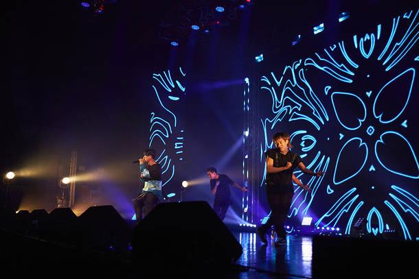 『DIAMOND FES -2021 SUMMER-』2021年8月23日 at Zepp Tokyo(DRAVIL)(Photo by 青木早霞)
