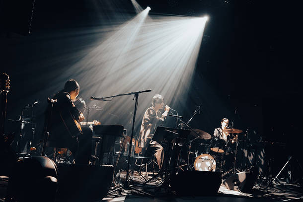 『REGENLUFT presents-Acoustic Live-naked songs vol.1』2021年9月1日(水) at Veats Shibuya(Photo by Ray Otabe)