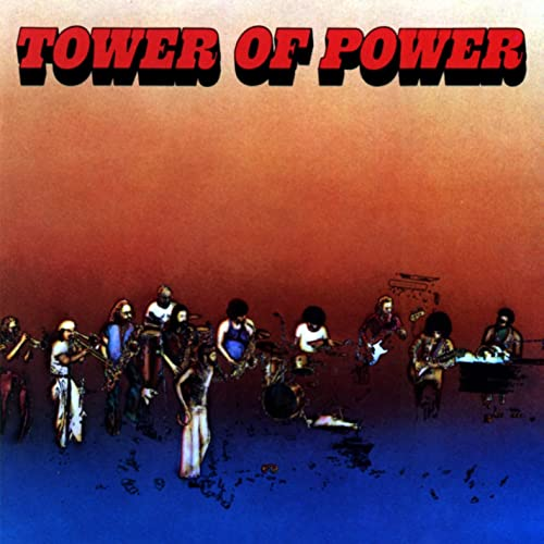 『Tower of Power』('73)/Tower of Power