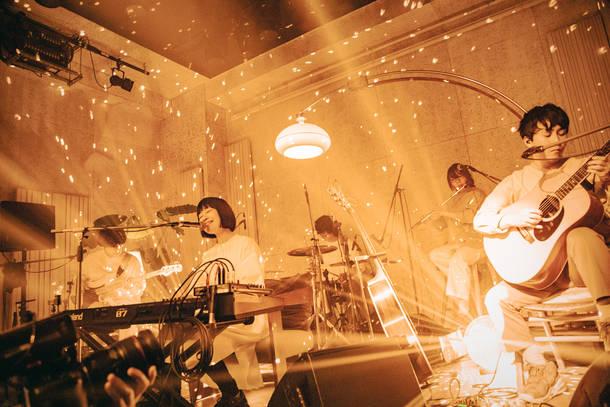 "【JYOCHO ライヴレポート】 『JYOCHO presents  ""Machiya Extra Session""』 2021年8月29日 at WALL&WALL"