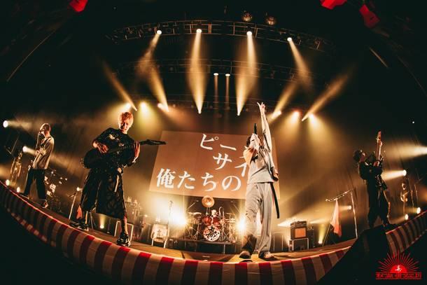 8月29日・東京 USEN STUDIO COAST photo by  ゆうと。