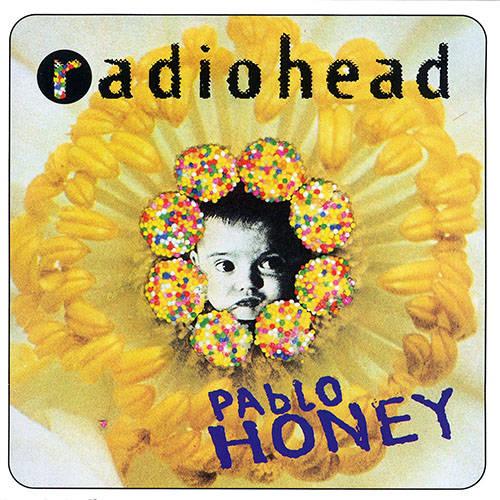 「Creep」収録アルバム『Pablo Honey』/Radiohead