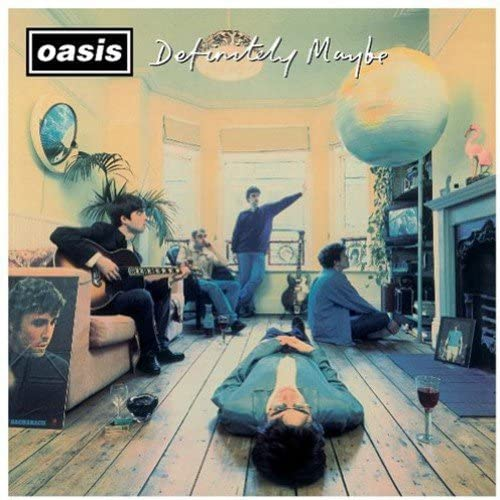 「Live Forever」収録アルバム『Definitely Maybe』/Oasis