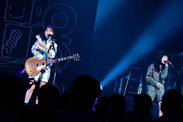 『大塚 愛 LOVE IS BORN ~18th Anniversary 2021~』(Photo by 田中聖太郎)