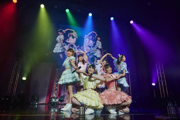 【超ときめき♡宣伝部  ライヴレポート】 『みんなをすきっ!にさせる ハートロックオンZepp Tour 2021』 2021年9月4日  at Zepp Haneda(TOKYO)